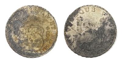 Lot 78 - Coins, Spain, Philip V (1724-1746)
