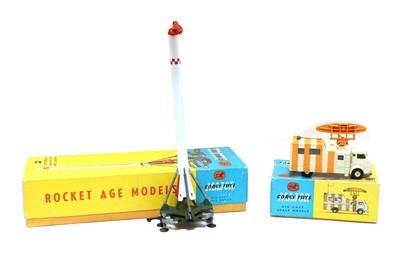 Lot 50 - Two boxed Corgi Die Cast Scale Models