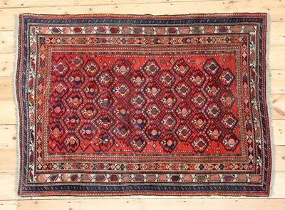 Lot 465 - A Marasali rug