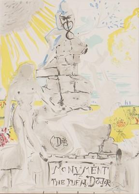 Lot 123 - *Salvador Dali (Spanish, 1904-1989)