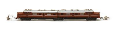Lot 59 - A Marklin DL 800 double locomotive railcar
