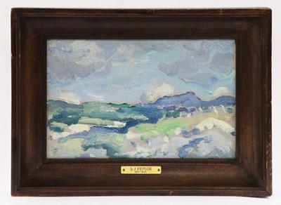 Lot 24 - Samuel John Peploe, RSA (1871-1935)