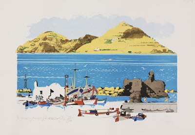 Lot 132 - *Paul Hogarth RA (1917-2001)