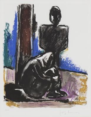 Lot 139 - *Josef Herman (1911-2000)