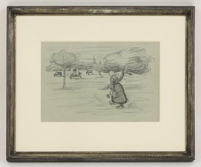 Lot 33 - Robert Polhill Bevan (1865-1925)