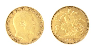 Lot 36 - Coins, Great Britain, Edward VII (1901-1910)