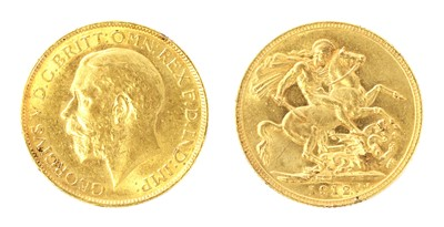 Lot 50 - Coins, Great Britain, George V (1910-1936)