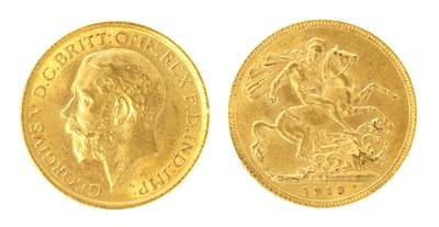 Lot 51 - Coins, Great Britain, George V (1910-1936)