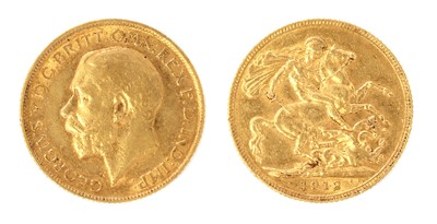Lot 49 - Coins, Great Britain, George V (1910-1936)