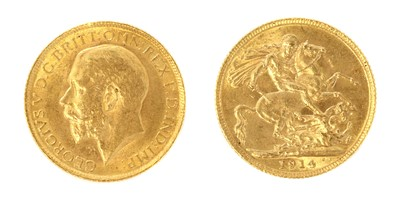 Lot 57 - Coins, Great Britain, George V (1910-1936)