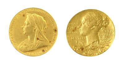 Lot 110 - Medals, Great Britain, Victoria (1837-1901)