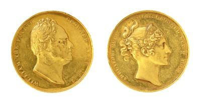 Lot 101 - Medals, Great Britain, William IV (1830-1837)