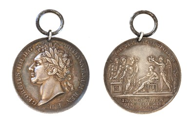 Lot 100 - Medals, Great Britain, George IV (1820-1830)