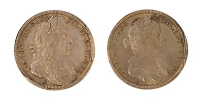 Lot 97 - Medals, Great Britain, James II (1685-1688)