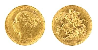 Lot 14 - Coins, Great Britain, Victoria (1837-1901)