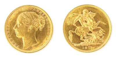 Lot 13 - Coins, Great Britain, Victoria (1837-1901)
