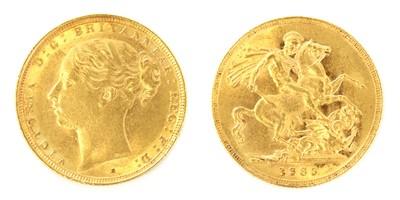 Lot 70 - Coins, Australia, Victoria (1837-1901)
