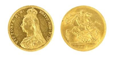 Lot 21 - Coins, Great Britain, Victoria (1837-1901)