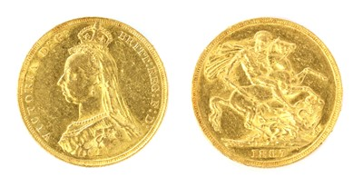 Lot 22 - Coins, Great Britain, Victoria (1837-1901)