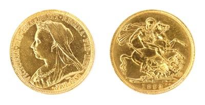 Lot 28 - Coins, Great Britain, Victoria (1837-1901)