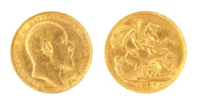 Lot 40 - Coins, Great Britain, Edward VII (1901-1910)