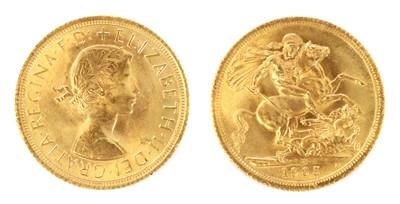 Lot 67 - Coins, Great Britain, Elizabeth II (1952-)