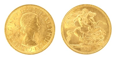 Lot 65 - Coins, Great Britain, Elizabeth II (1952-)
