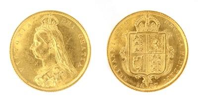 Lot 25 - Coins, Great Britain, Victoria (1837-1901)
