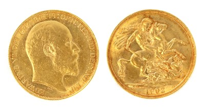 Lot 35 - Coins, Great Britain, Edward VII, (1901-1911)