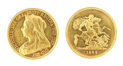 Lot 27 - Coins, Great Britain, Victoria (1837-1901)
