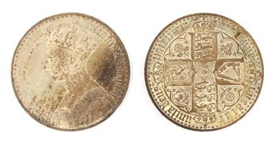 Lot 9 - Coins, Great Britain, Victoria (1837-1901)