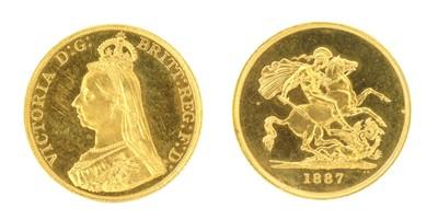 Lot 17 - Coins, Great Britain, Victoria (1837-1901)