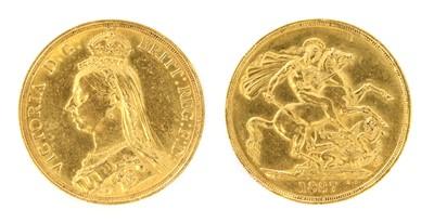 Lot 20 - Coins, Great Britain, Victoria (1837-1901)