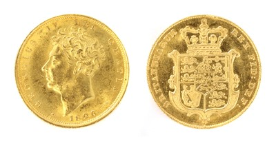 Lot 7 - Coins, Great Britain, George IV (1820-1830)