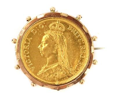 Lot 18 - Coins, Great Britain, Victoria (1837-1901)