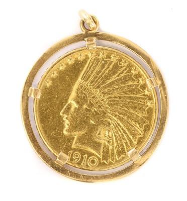 Lot 79 - Coins, USA, Ten Dollars 'Eagle' gold coin