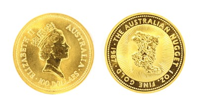 Lot 73 - Coins, Australia, Elizabeth II (1952-)