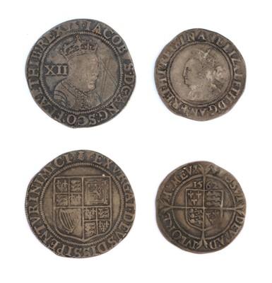 Lot 1 - Coins, Great Britain, Elizabeth I (1558-1603)