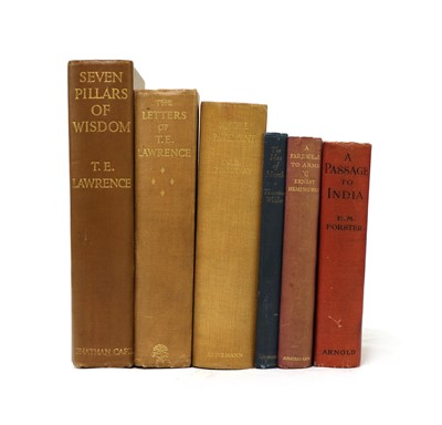 Lot 50 - MODERN FIRST EDITIONS