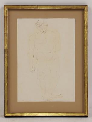 Lot 26 - Henri Gaudier-Brzeska (French, 1891-1915)