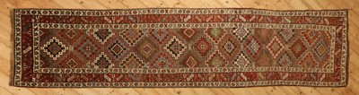 Lot 461 - A North-West Persian wool runner