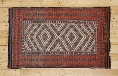 Lot 449 - A Caucasian Soumac rug