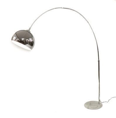 Lot 465 - A contemporary 'Arc' light