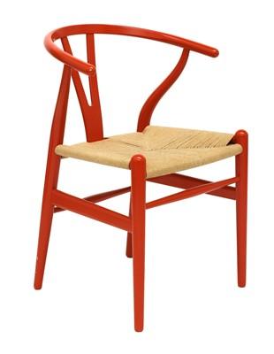Lot 503 - A 'Model CH24' armchair