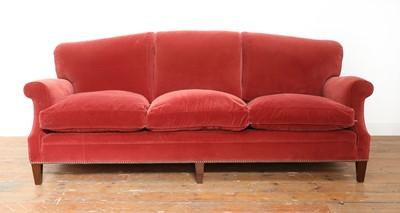 Lot 462 - A modern 'Burlington' sofa