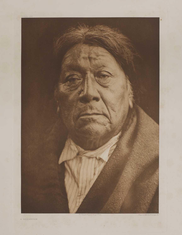 Lot 60 - Edward S Curtis (American, 1868-1952)