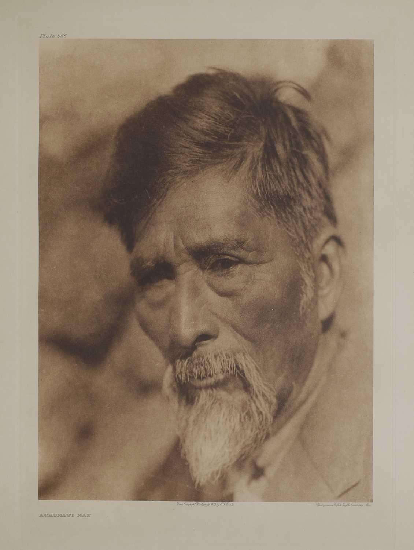 Lot 58 - Edward S Curtis (American, 1868-1952)