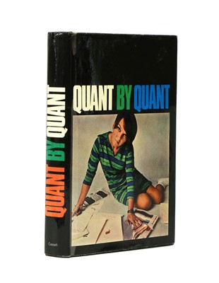 Lot 43 - SIGNED COPY: QUANT, Mary: Quant by Quant. Cassell