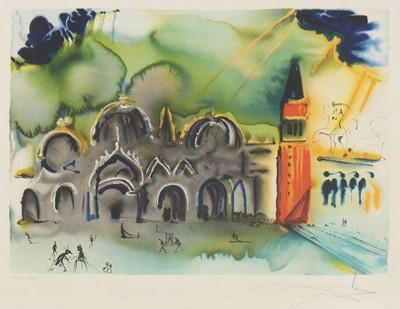 Lot 124 - *Salvador Dali (Spanish, 1904-1989)