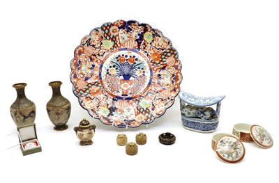 Lot 112A - A collection of Japanese and Chinese miscellaneous